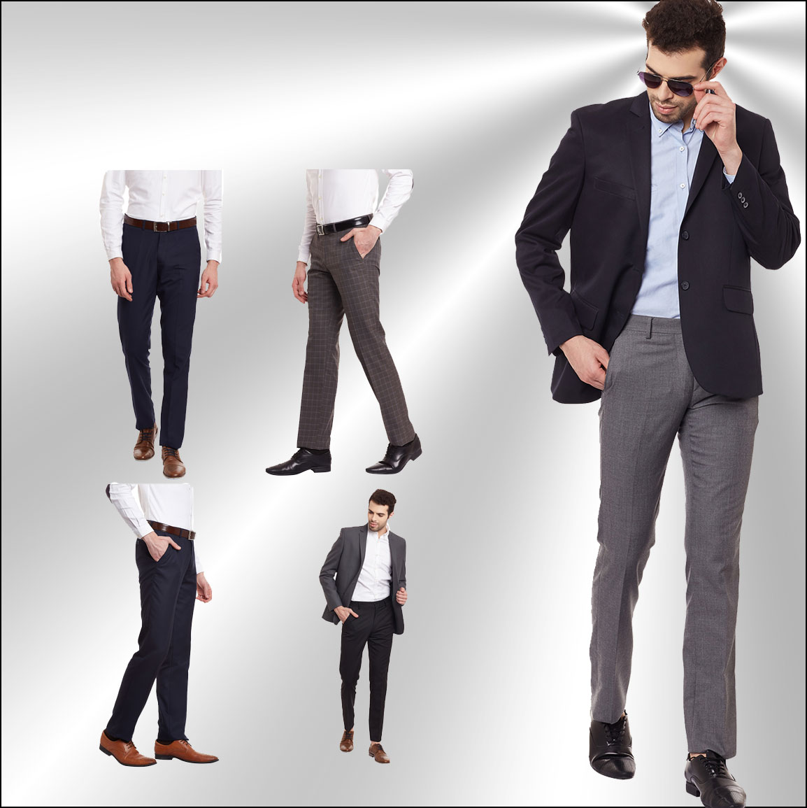 Range of Trousers